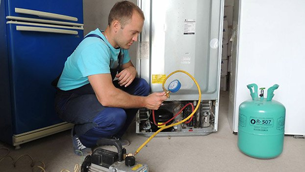 Freon Fridge Leak 100 Refrigerator Repair Guide