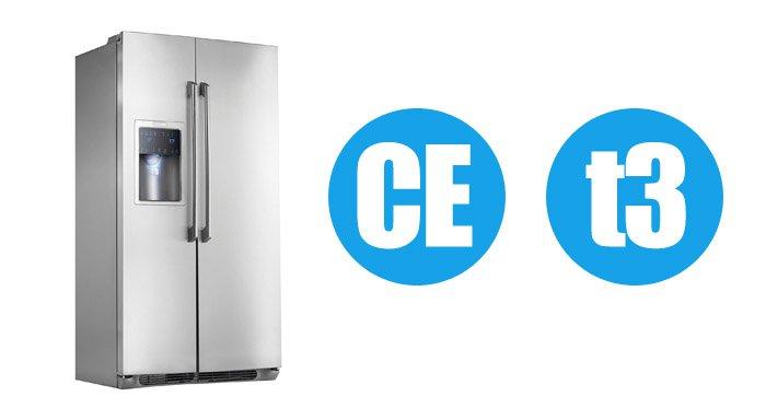 Electrolux refrigerator all error code