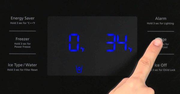 Samsung Refrigerator Error Code 14e