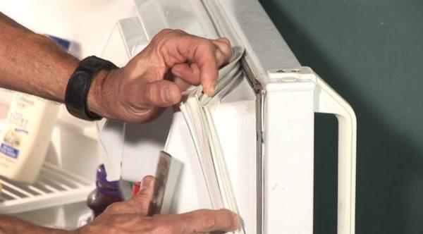 replacement refrigerator door seal