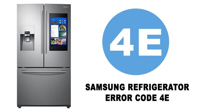 Samsung refrigerator all error codes list