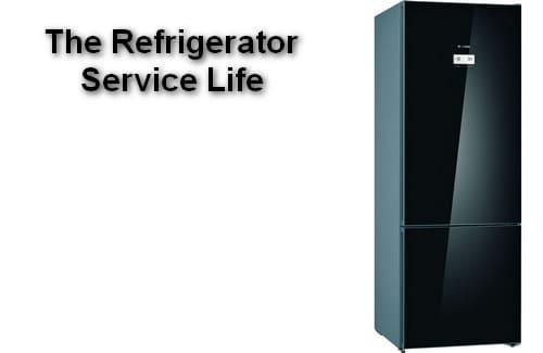 The Refrigerator Service Life