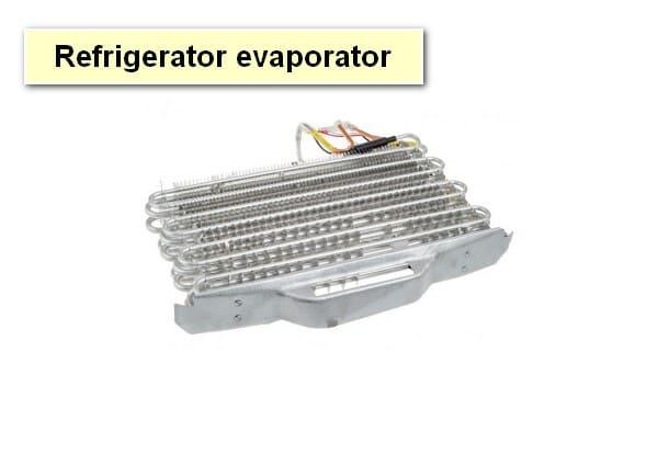 Why Samsung Refrigerator Refrigerator evaporator