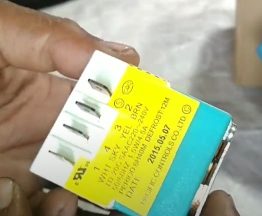 Detailed Guide To Defrosting A Samsung Refrigerator Defrost Timer