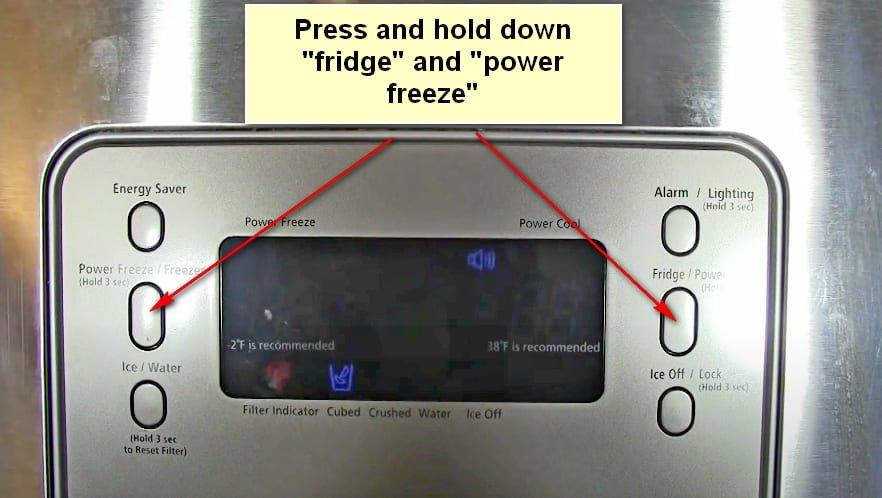 Detailed Guide To Defrosting A Samsung Refrigerator Power Freeze